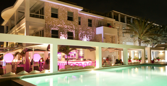 Saint Tropez Boutique Hotel - Willemstad - Rakennus
