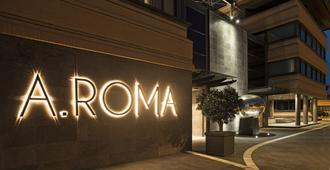 A.Roma Lifestyle Hotel - Rom - Bygning