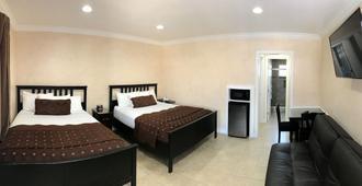 Nite Inn - לוס אנג'לס - חדר שינה