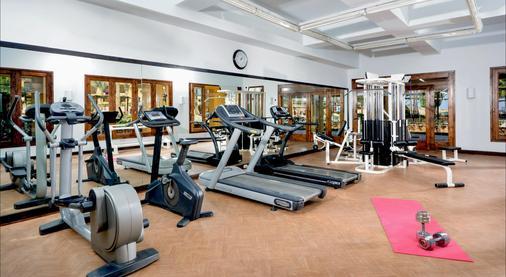 Jaz Solaya - Al Quşayr - Gym