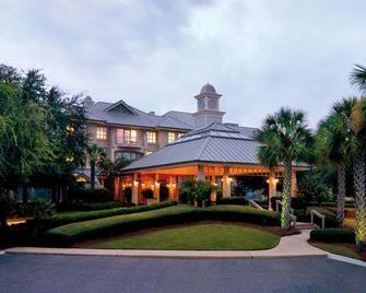 The Inn & Club At Harbour Town - Hilton Head Island - Building