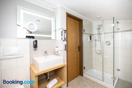 Hotel Landgasthof Gappen - Kramsach - Bathroom