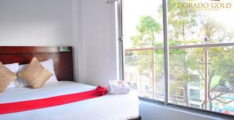 Hotel Dorado Gold Bogota - בוגוטה - חדר שינה