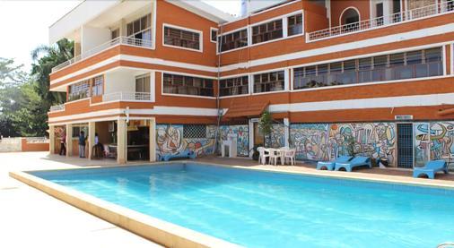 Hotel International 2000 - Kampala - Pool
