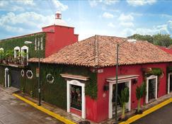Hotel Boutique Casona Maya Mexicana - Tapachula - Building