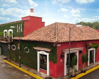 Hotel Casona Maya Mexicana - Tapachula - Building