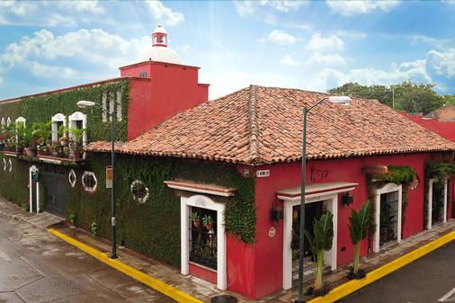 Hotel Boutique Casona Maya Mexicana - Tapachula - Κτίριο