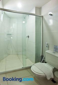 Hotel Corais De Tambaú - João Pessoa - Bathroom
