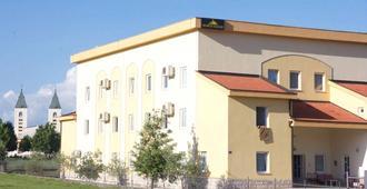 Domus Damar - Medjugorje - Edificio