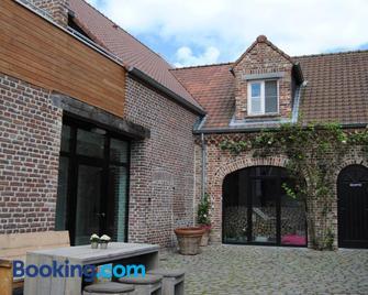 De Sjeiven Dorpel - Maaseik - Building