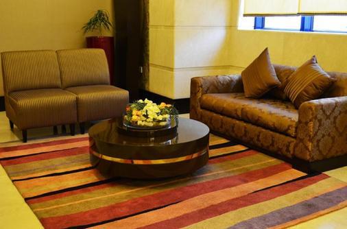 Al Safwa Tower Dar Al Ghufran Hotel - Meca - Sala de estar