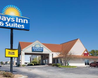 Days Inn & Suites by Wyndham Kokomo - Kokomo - Gebäude
