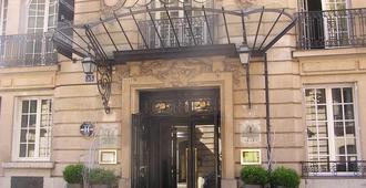 Hotel Elysia - París - Edificio