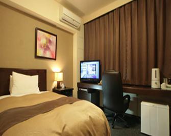 Hotel Sealuck Pal Utsunomiya - Utsunomiya - Bedroom