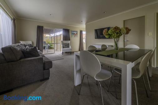 Pacific Coast Motor Lodge - Whakatane - Dining room