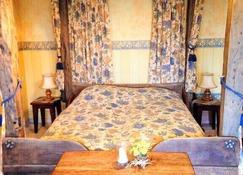 Romantik Landhaus Christophorus - Nideggen - Schlafzimmer
