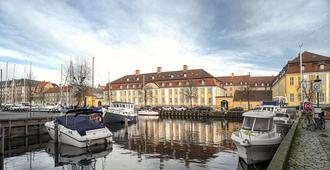 Kanalhuset - Copenhague - Extérieur