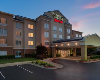 Fairfield Inn & Suites by Marriott Springdale - Springdale - Gebäude