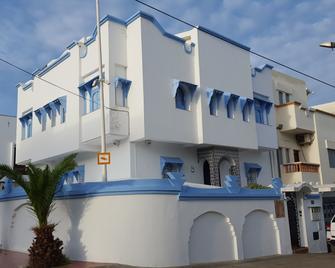 Hotel Al Alba - Asilah - Gebouw