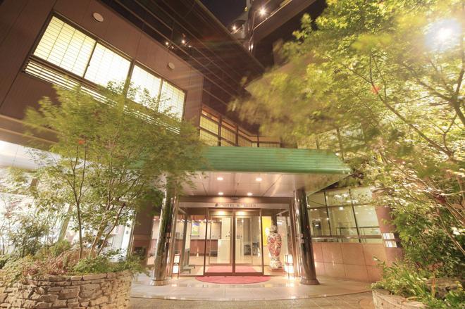 Hotel Kasuien - Ureshino - Edificio