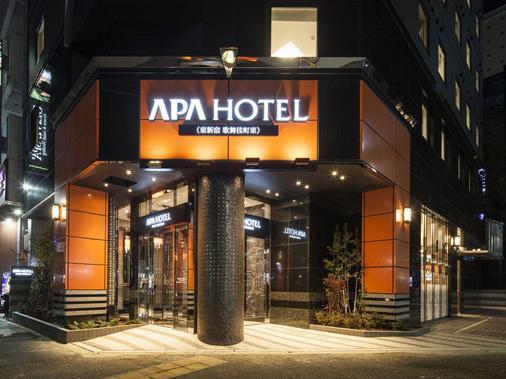 Apa Hotel Higashi Shinjuku Kabukicho-higashi - Tokyo - Toà nhà