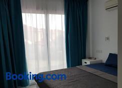 Yialos Luxury Apartments - Perivolia - Bedroom