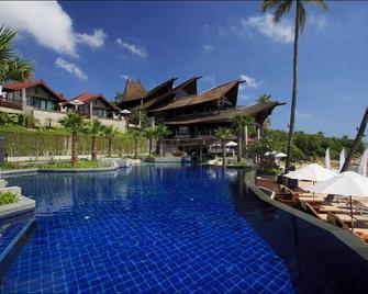 Nora Buri Resort & Spa - Ko Samui - Piscina
