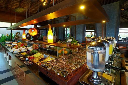諾拉布里水療度假村 - 蘇梅島 - 自助餐