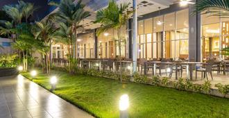 Hotel Riu Plaza Panama - Thành phố Panama - Cảnh ngoài trời