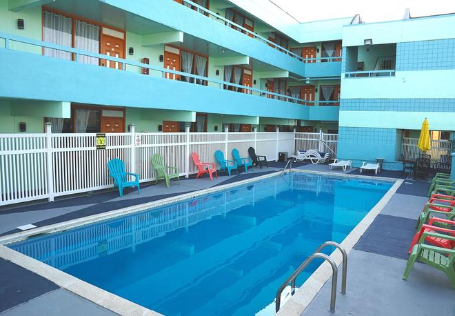 Beachside Resort - Wildwood - Pool