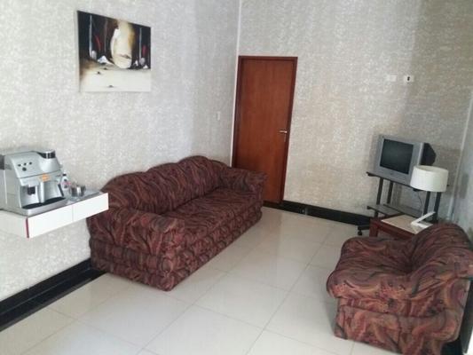 Hotel Lisboa - São José dos Campos - Living room