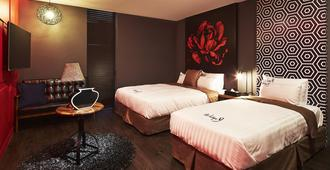 Hotel Boutique 9 - סיאול - חדר שינה