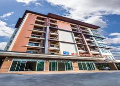 Central Place Serviced Apartment Angsila - Chonburi - Bâtiment