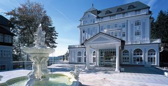 Esplanade Spa and Golf Resort - Mariánské Lázně - Bâtiment