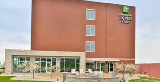 Holiday Inn Express & Suites Madison - Madison - Gebäude