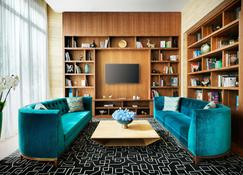 Sheraton Baku Intourist - Baku - Lounge