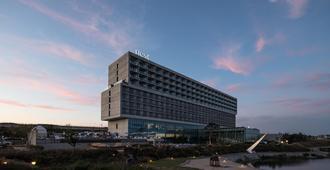 鳥巢酒店 - 仁川 - 建築