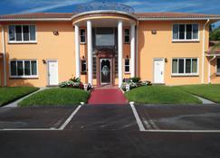 Super Inn - Daytona Beach - Edificio