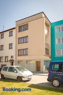 Alton Garni Hotel - České Budějovice - Building