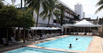 Ubatuba Palace Hotel - אובטובה - בריכה