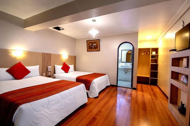 Royal Inka II Experience By Xima - Cusco - Bedroom