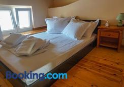 Dolichi Studio - Samos - Bedroom