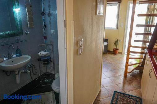 Dolichi Studio - Samos - Bathroom