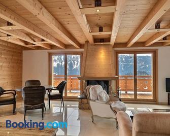 Winterfell - Leysin - Living room