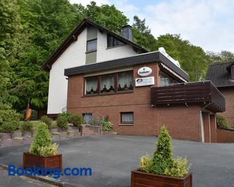 Pension Haus am Waldesrand - Schieder-Schwalenberg - Building