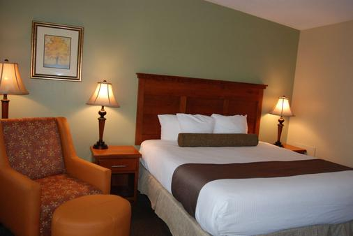 Best Western Driftwood Inn - Idaho Falls - Phòng ngủ