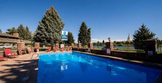 貝斯特韋斯特德利福特伍德旅館 - 愛達荷瀑布市 - 愛達荷福爾斯 - 游泳池