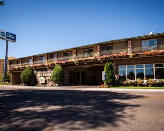 Best Western Driftwood Inn - Айдахо-Фолс - Здание