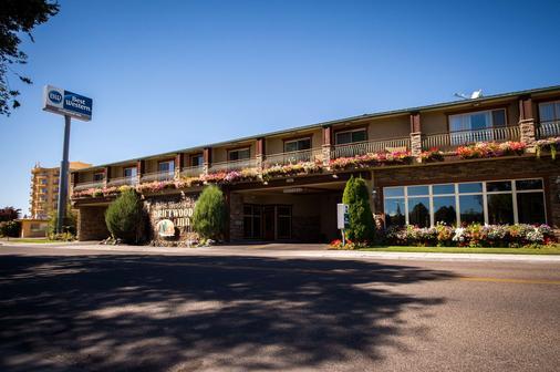Best Western Driftwood Inn - Idaho Falls - Toà nhà