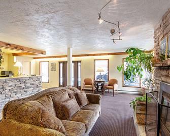 Rodeway Inn Gunnison - Gunnison - Living room